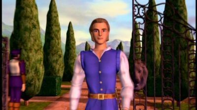 Stefan is too girly compare to the leading man in Tangled.