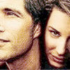 Matthew Fox and Evangeline Lilly