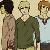 Hunger Games Guys