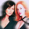 Paige and Prue