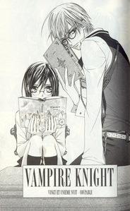 Vampire Knight and Gakuen Alice