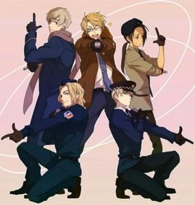 Kaichou wa Maid-sama Skip Beat! Nichijou Pandora Hearts Clannad Death Note Bokurano OHSHC The