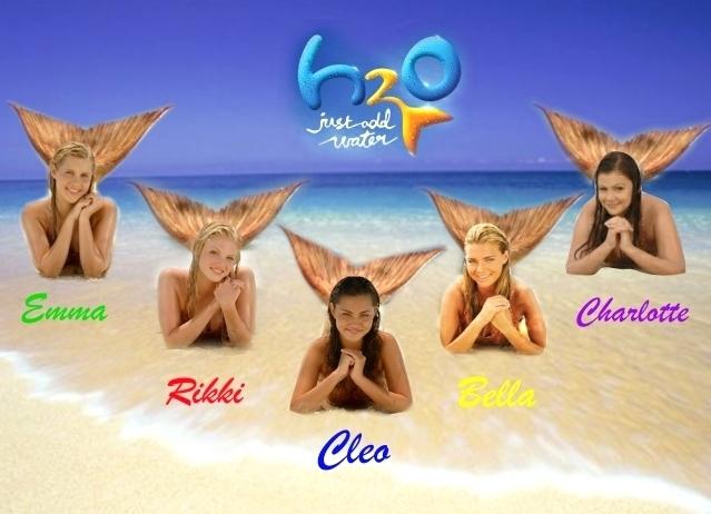 wood like to be a mermaid like h2o plece tel how:@
