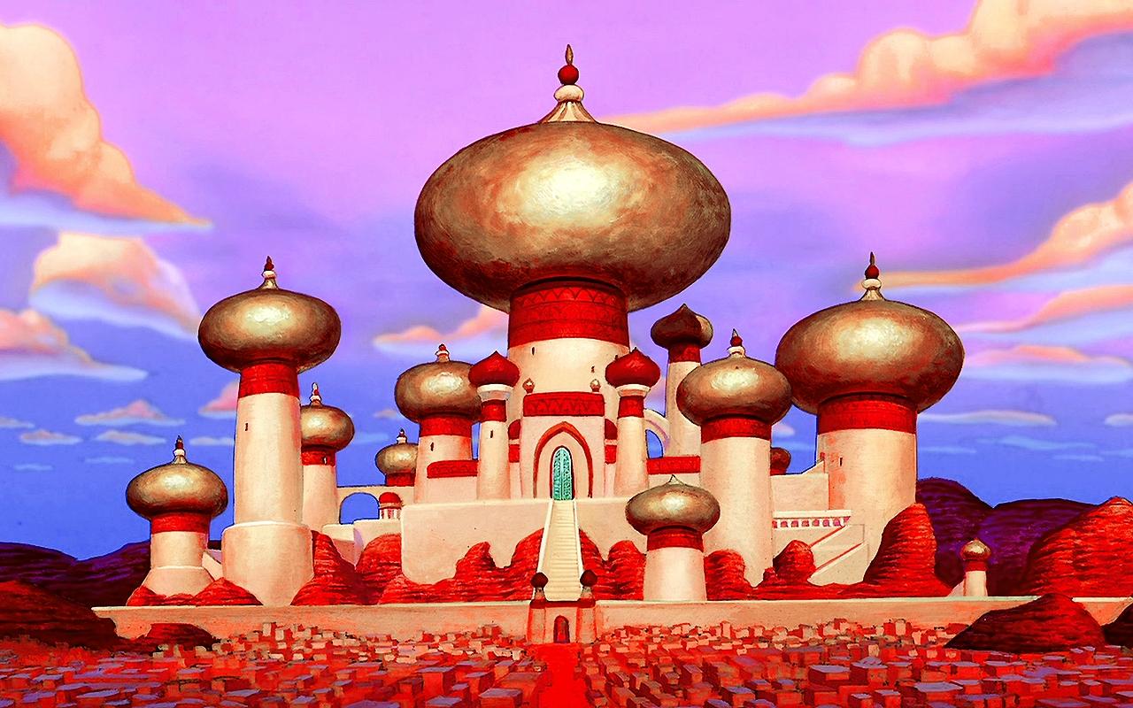 Match The Disney Princess To Her Kingdom
