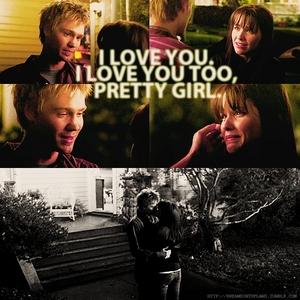"""[i]""""I amor you.""""//""""I amor you too...Pretty Girl.""""[/i]"""