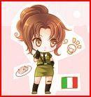 I wanna be Italy!