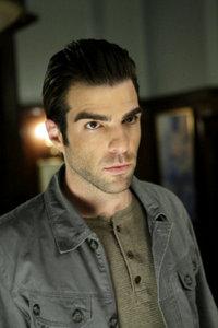 dag 13: favoriete Villain- Sylar! duh! he's awesome!