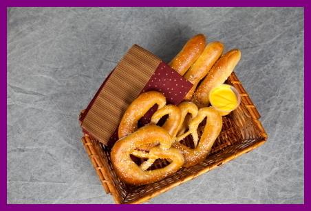 SMITTIES SOFT brezel STUFFING (smitties turkey stuffing)copyrighted 6 Smitties gourmet sourdough