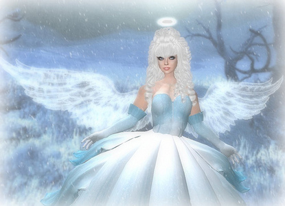 name:Nevada(meaning-snow) Age:(doesnt matter for fairys-a lot!) status:(witch,fairy,ect)Fairy of wi
