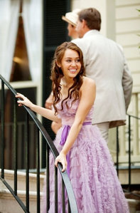 "Miley in ""The last song"""