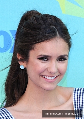 I post this photo of Nina Bcoz I love her Smile.