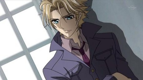 Hanabusa from Vampire Knight