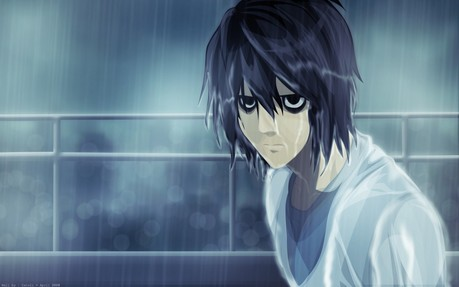 L from death note!!