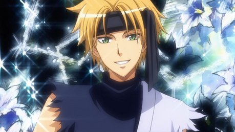 Usui from Kaichou wa maid sama