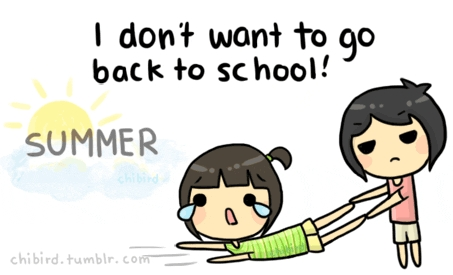 Summer is over ;)