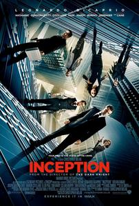 Tag 1: The best movie Du saw during last Jahr - Inception