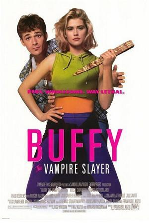 Day 2: The most underrated movie - Buffy the Vampire Slayer