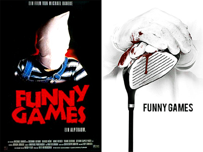 [b]Day 2 - The most underrated movie[/b]  Movie:  Funny Games (original 1997 / remake 2007) Starring: