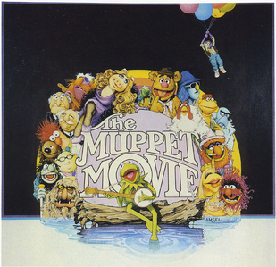[b]Day 3 - A movie that makes you happy[/b]  [i]the Muppet Movie[/i]  Words can't describe how ridicu