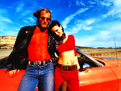 """[b]Day 6 - Favorit Liebe story in a movie[/b] Mickey & Mallory Knox - Natural Born Killers """"You kno"""