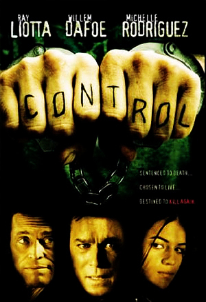 [b]Day 8 - A movie that Du hate[/b] Movie: Control (2004) Starring: strahl, ray Liotta, Willem Dafoe, Mic