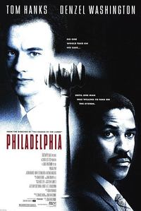 Day 4 - A movie that makes you sad:  Philadelphia.