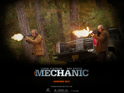 Day 1 - The best movie you saw during last year  I'm going with [b]The Mechanic[/b] even though it ca