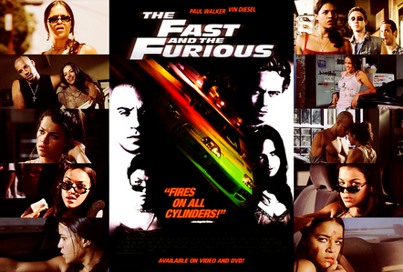 [b]Day 10 - Fav movie with your Favorit actress[/b] The Fast and the Furious - Michelle Rodriguez