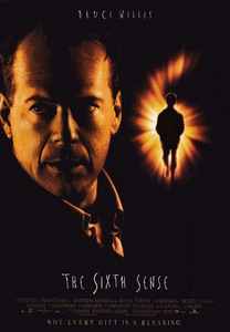 Day 5 - The most suprising plot twist or ending:  The Sixth Sense.