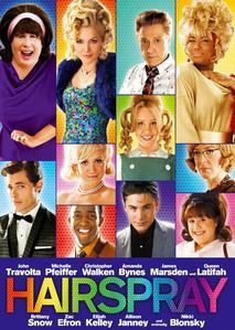 Day 3- Movie that makes me happy  Hairspray