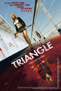 Day 2 - The most underrated movie  [b]Triangle[/b] (2009)  Because apparently only Melissa George fan