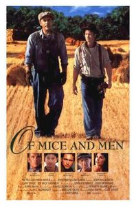 Day 4- Movie that makes you sad  Of Mice and Men. An innocent character who didn't knew better was sh