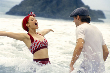Tag 6 - Favorit Liebe story in a movie: Ally & Noah (The Notebook).