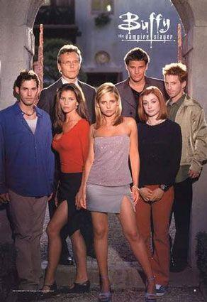 dia 04: Your favorito show ever - Buffy the Vampire Slayer