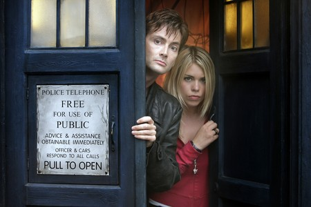 [b]Day 02 - A show that you wish mais people were watching[/b] [u]DOCTOR WHO[/u] - [b]The continui
