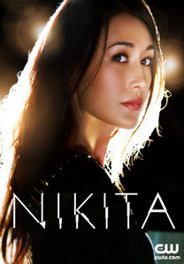 Day 03 - Your favorite new show:  Nikita.