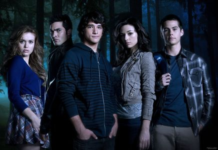 Day 03 - Your favorite new show - Teen Wolf
