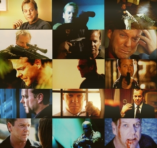 Day 14 - Favorite male character<br /> <br /> <b>Jack Bauer</b><br /> <br /> Is there anybody else, r