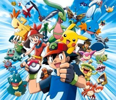 Day 13 - Favorite childhood show:<br /> <br /> Pokemon!