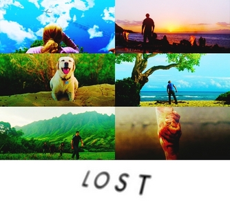 Day 04 - Your favorite show ever  <b>Lost</b>  <i>Everything happens for a reason.</i>