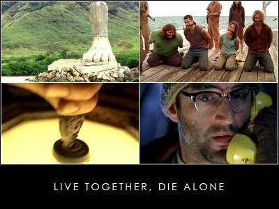 "Day 22 - Favorite series finale:  Lost, ""Live Together, Die Alone"" (2x24)."