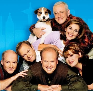 <i>Day #8 - A show everyone should watch? </i>  Frasier.