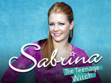 [b]Day 13 - Favorite childhood show.[/b]  [b]Sabrina The Teenage Witch[/b]