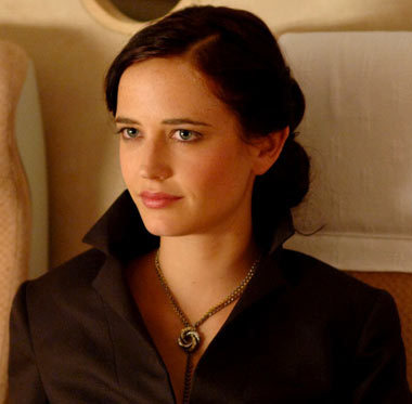 Wouldn't Eva Green (Casino Royale and The Golden Compass) make an outstanding Morgana? Definitely a b