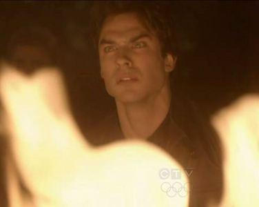 Mine. I felt so horrible for Damon. He was so desperate.