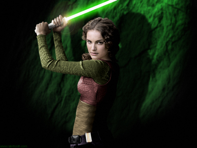 Munnie Noznia<br /> <br /> An old padawan of Anakin Skywalker. She worked with Ahsoka and Anakin for