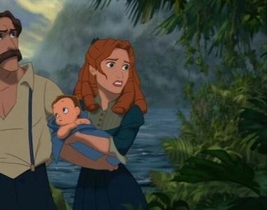 Tarzan's mom