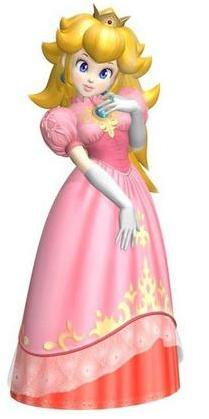 Also Princess pesca, peach
