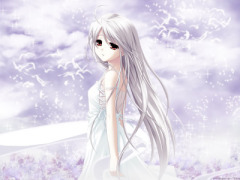 Name:Ella age: 13 Species and/or powers: Half Water nymph half air nymph, can control water and ai