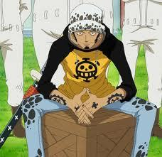 Name:Trafalgar Law Age:23 Looks:Pic Personality:Goes with the flow, Loyal, Fierce fighter, Stands up